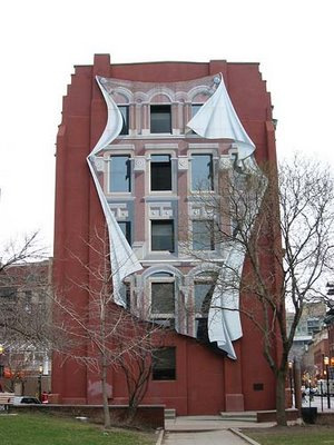 Toronto Optical Illusion