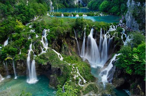 Plitvicka Waterfalls