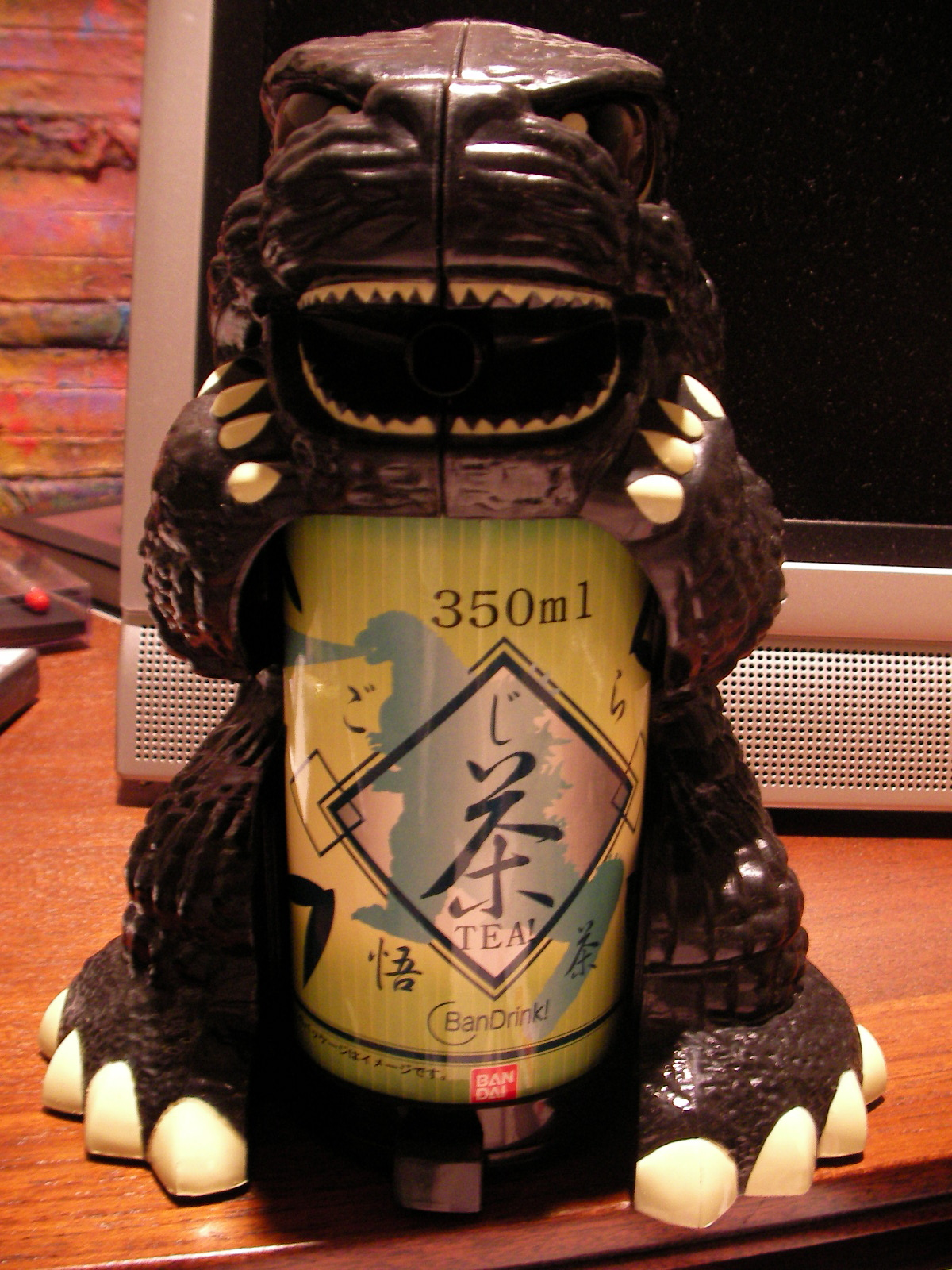 Godzilla Dispenser