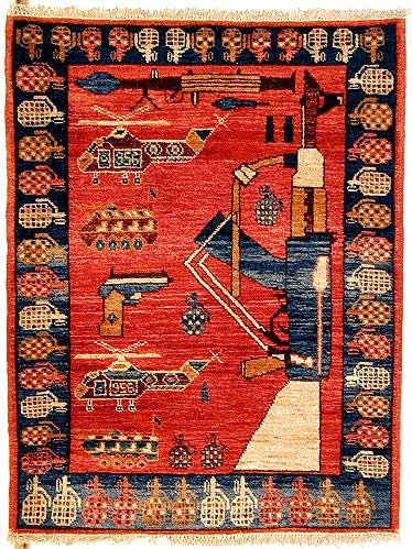 Afghan War Carpets